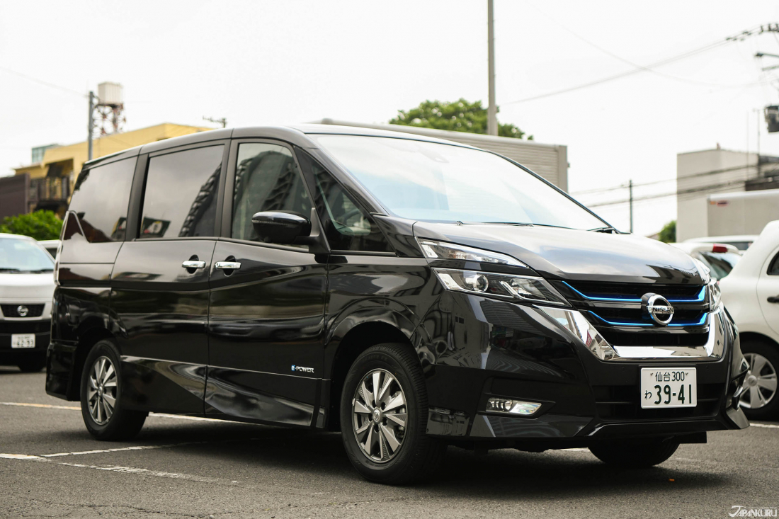 🚙THE NISSAN SERENA