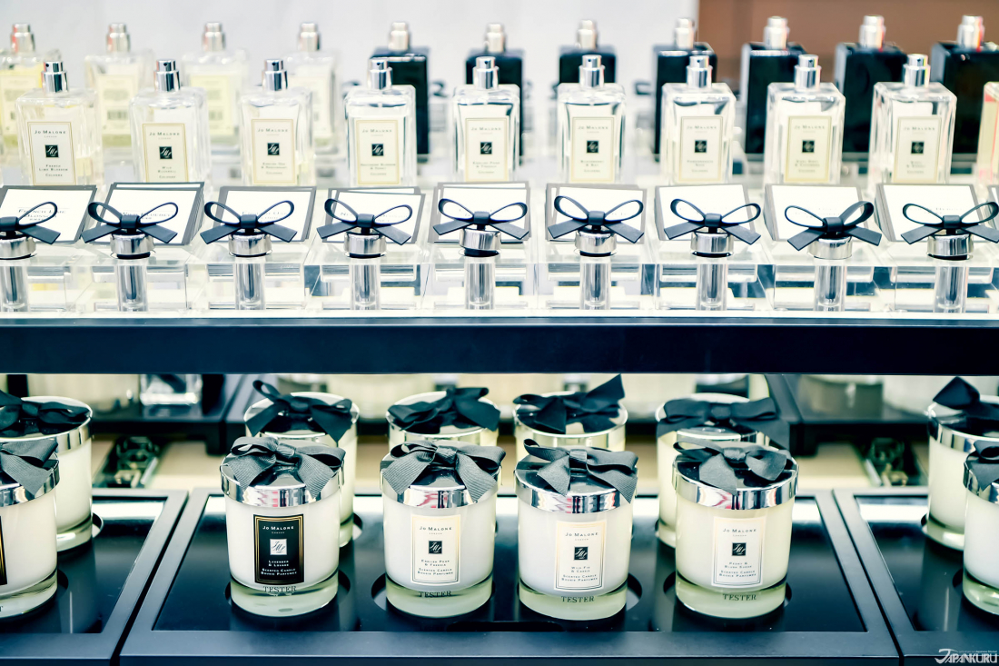 Jo Malone, England's perfume and scented candle brand