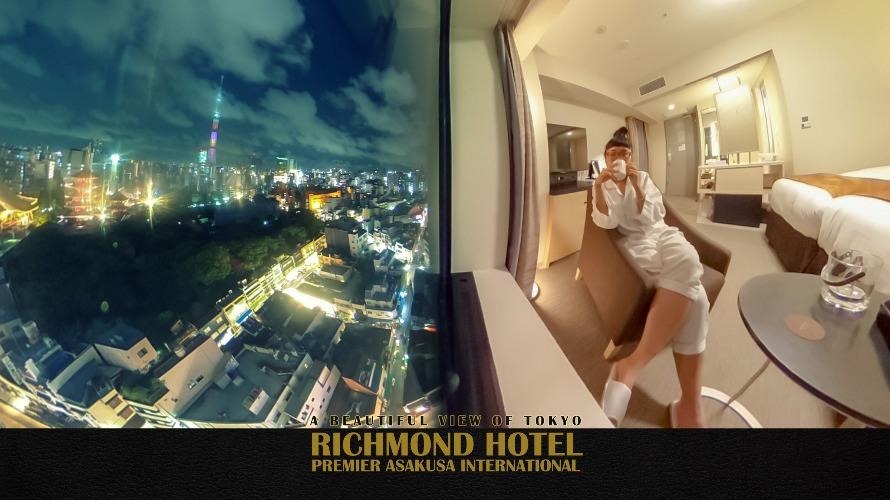 Le meilleur hôtel d'Asakusa à Tokyo ★ Richmond Hotel Premier Asakusa International
