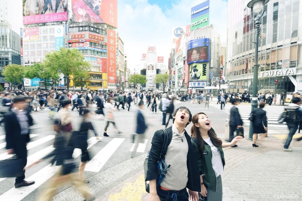 走在日本流行最前线!涩谷人气好店大公开!