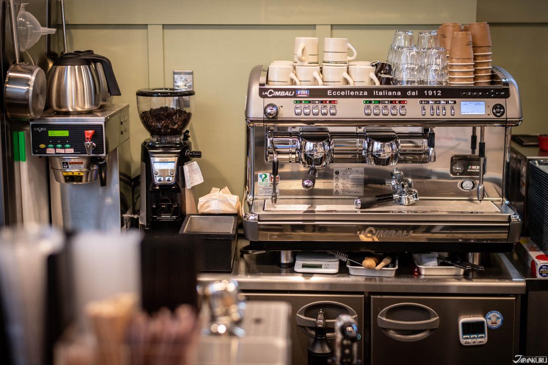 这里也提供咖啡饮品,让您一消疲劳