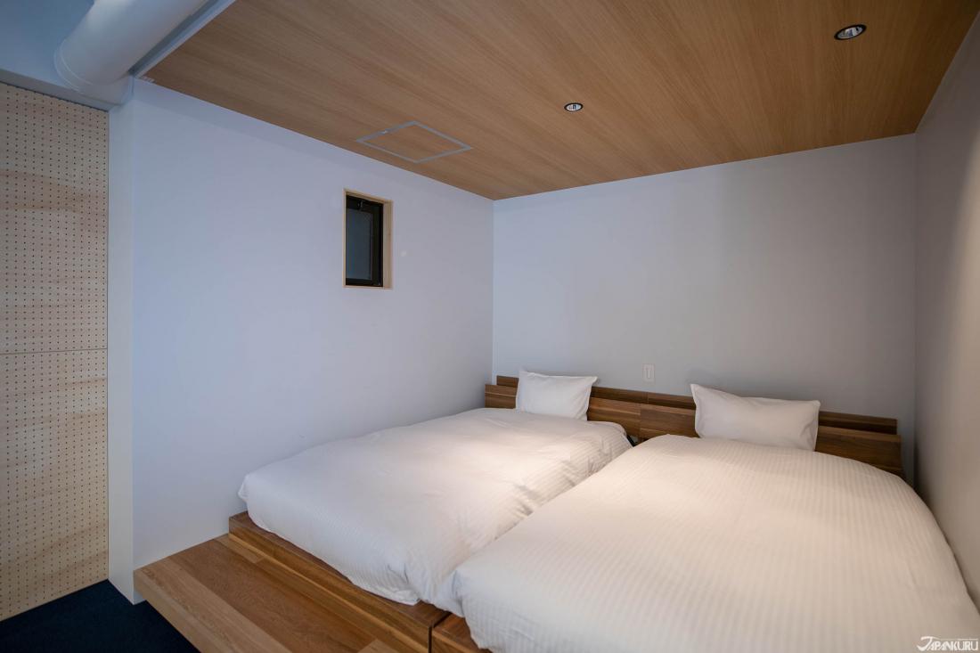Giường lớn, thoải mái