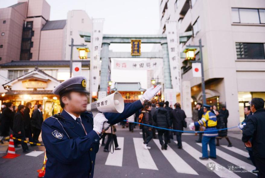 在日本遇到警察盘查!?一点都不用担心!