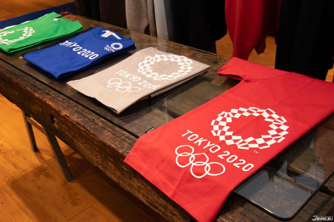 Thậm chí còn có những thiết kế dành cho Olympic Tokyo 2020
