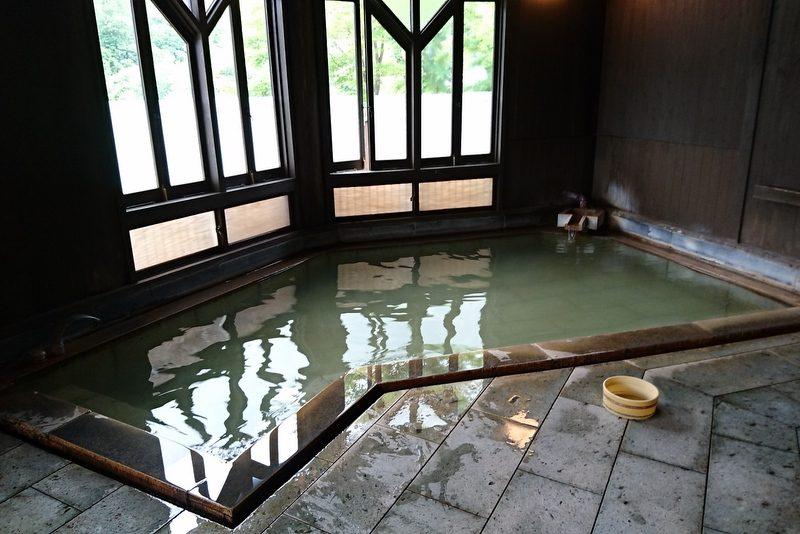 Yamagata - Hijiori Ideyukan (肘折いでゆ館)