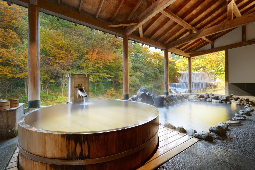 Fukushima - Tsuchiyu Onsen Sansuiso (土湯温泉 山水荘)