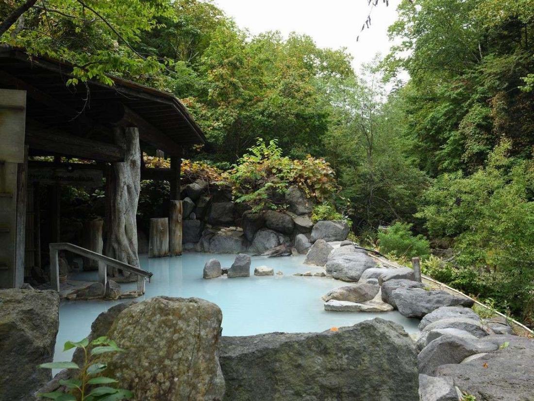 Nikko, Tochigi - Kaniyu (加仁湯)