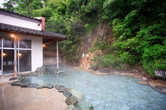 Kyoto - Kumihama Onsen Yumotokan (久美浜温泉 湯元館)