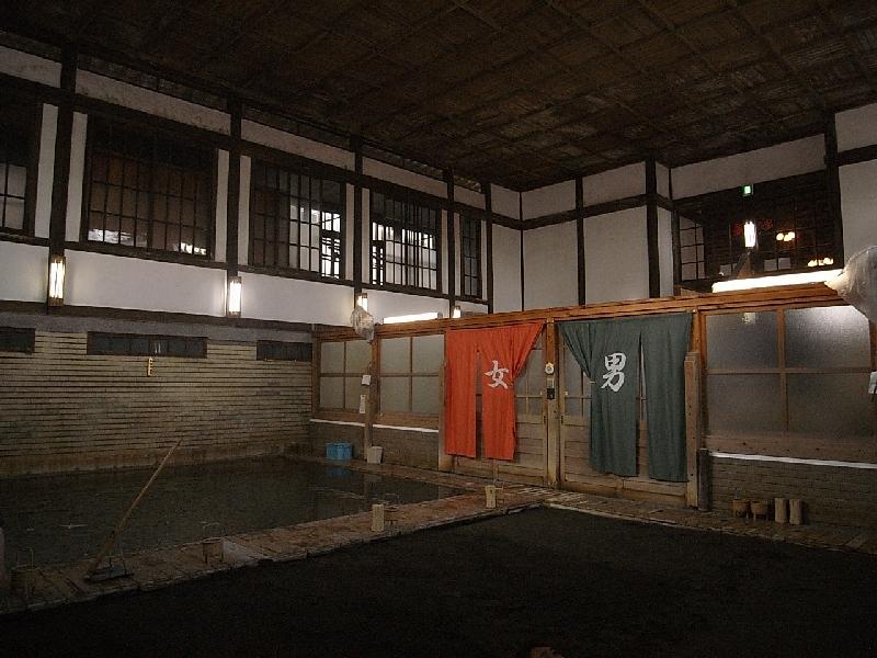 Beppu, Oita - Takegawara Onsen (竹瓦温泉)