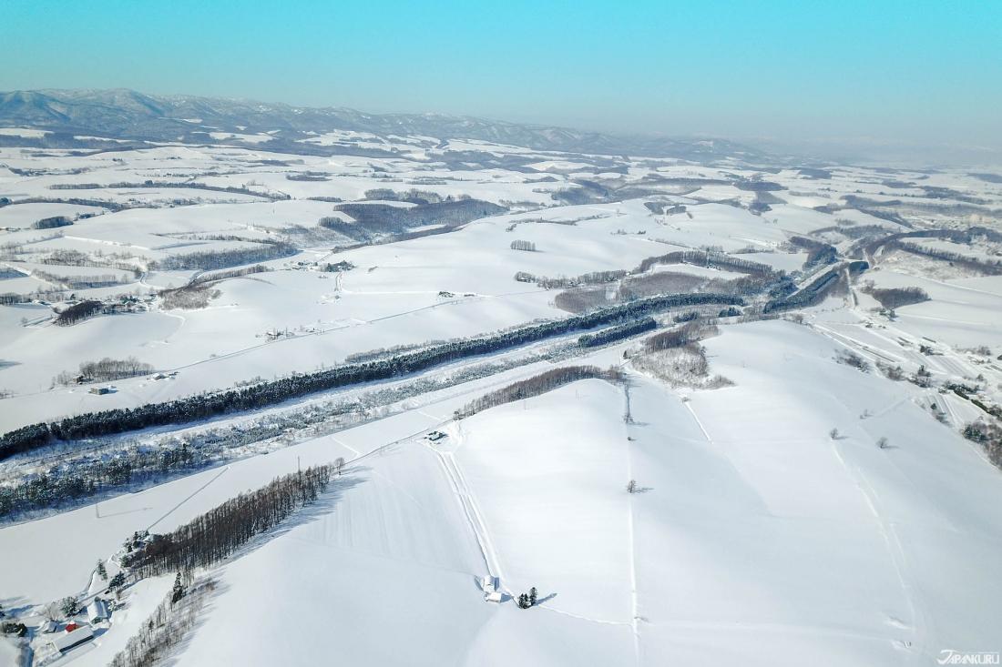 雪之国度-北海道