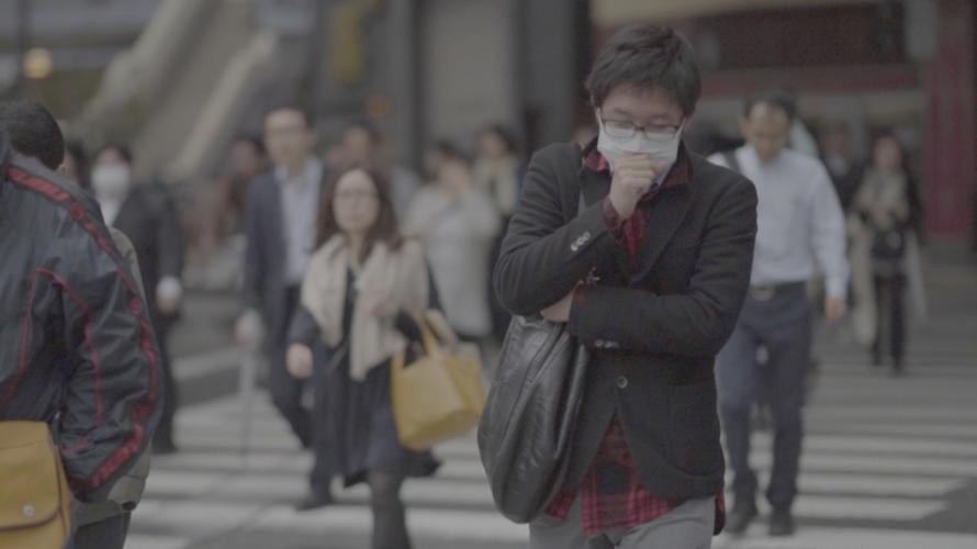 为什么日本这么多人带口罩呢?