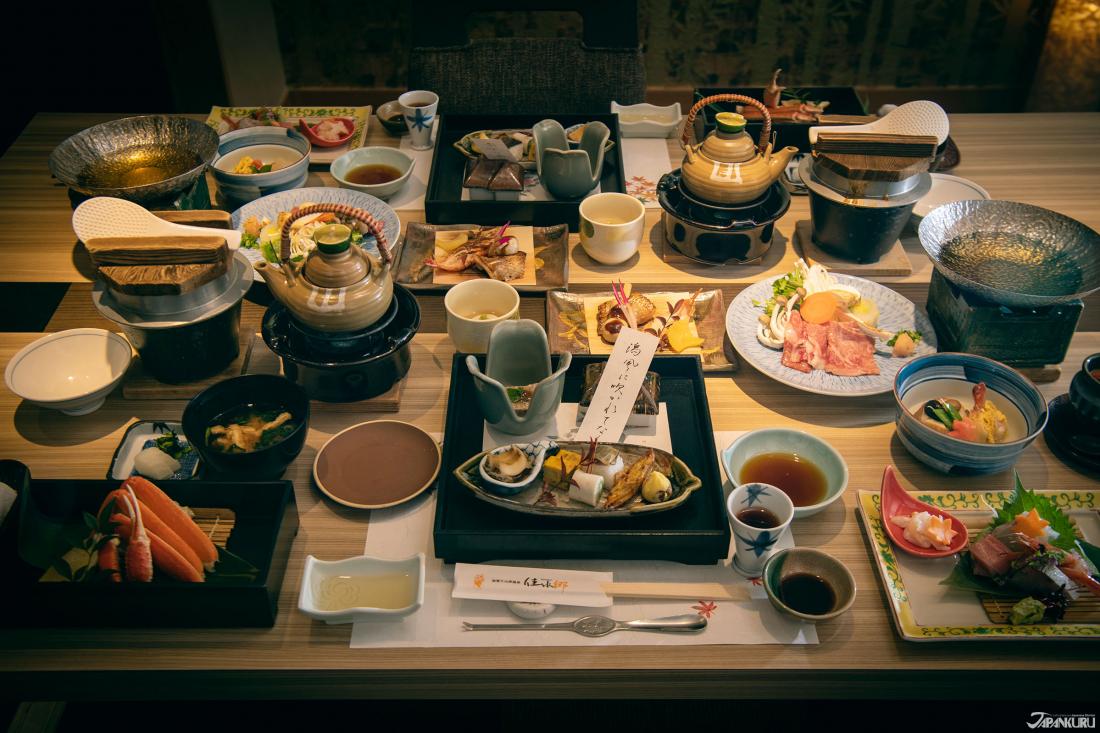 อาหารท้องถิ่นของเขต Hokuriku