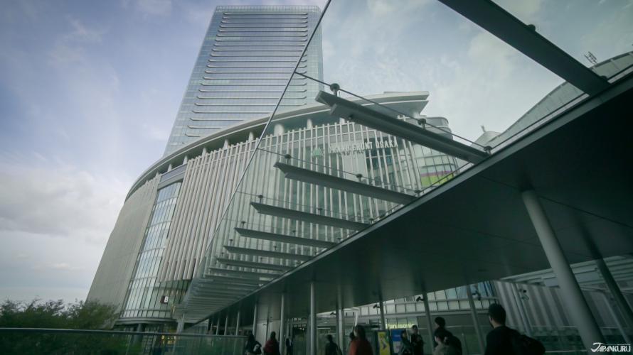大阪最具代表购物百货 GRAND FRONT OSAKA