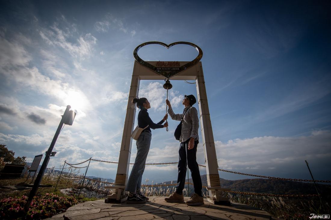 Lover's Holy Land จุดชมวิวภูเขาเมียวโกะ