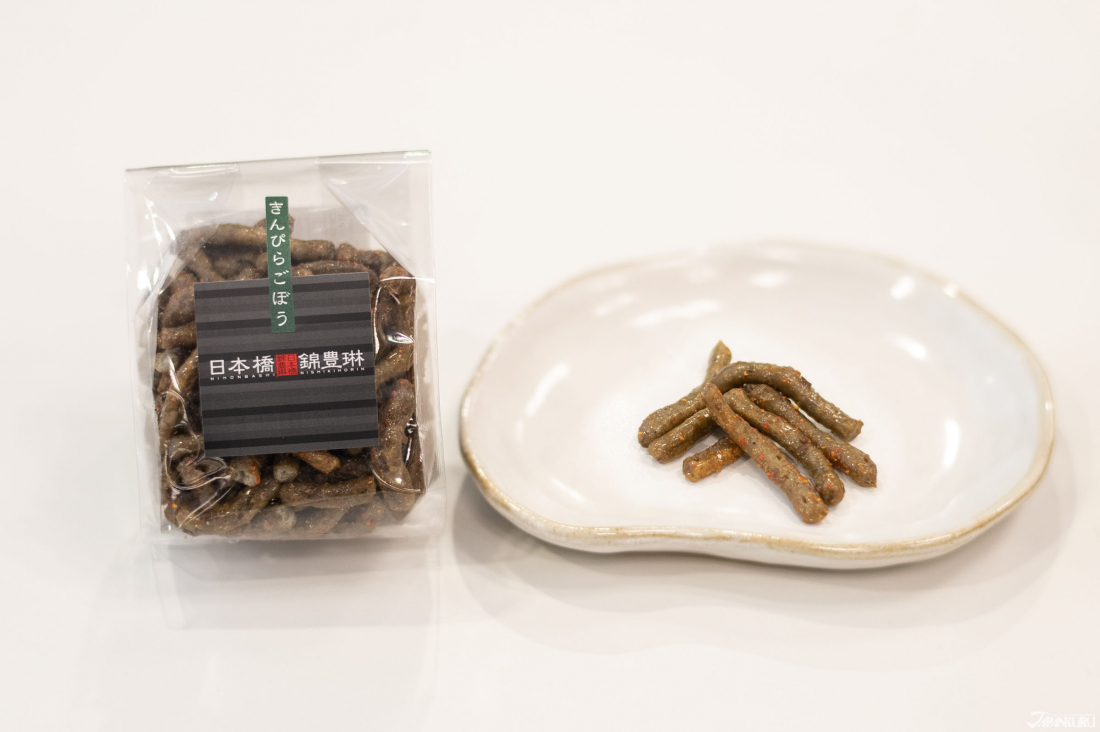 Popular Flavor No. 1 Chopped Burdock Root (きんびらごぼう; Kinpira-gobo)