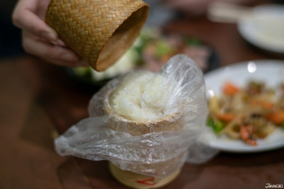 糯米飯(もち米)  400日圓
