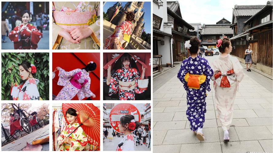 穿美美和服赏樱去!大东京和服租借店家与最近赏花景点笔记