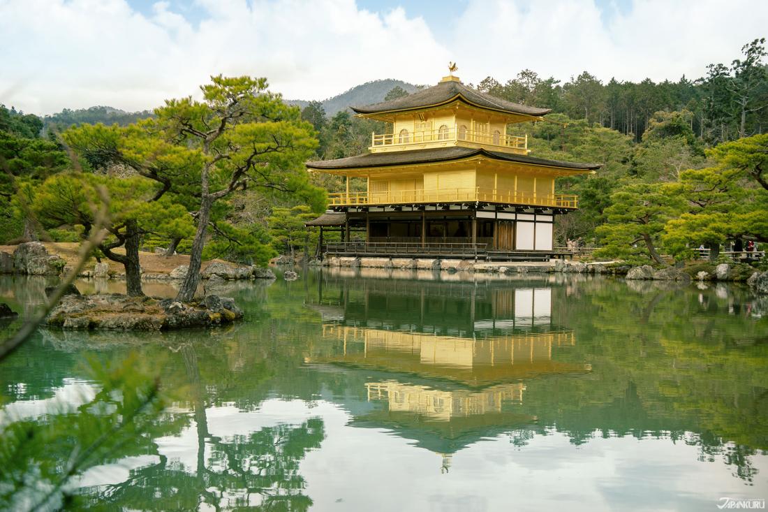 วัดทองคำ (Kinkaku-ji)