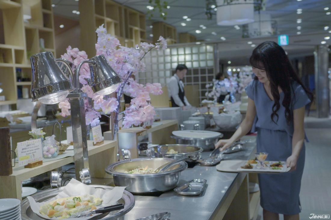 Buffet de dîner