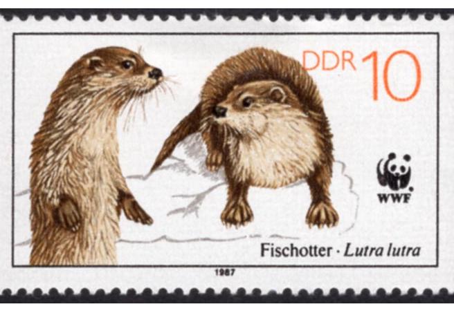 """Rabbits! River Otters! Hedgehogs!?"" Stamp Art Exhibit"