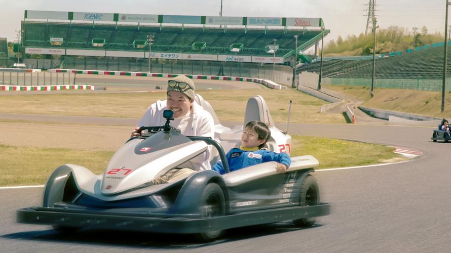 สวนสนุก Suzuka Circuit | มาเป็นนักแข่งรถ F1 แล้วทำตามฝันกันเถอะ!!
