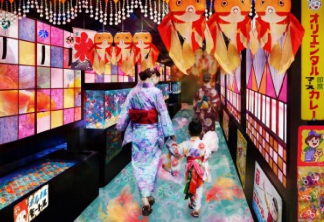 With the changing of the official era in Japan this year (welcome to Reiwa!), nostalgia has been a big theme, and so the Sumida Aquarium is going for a