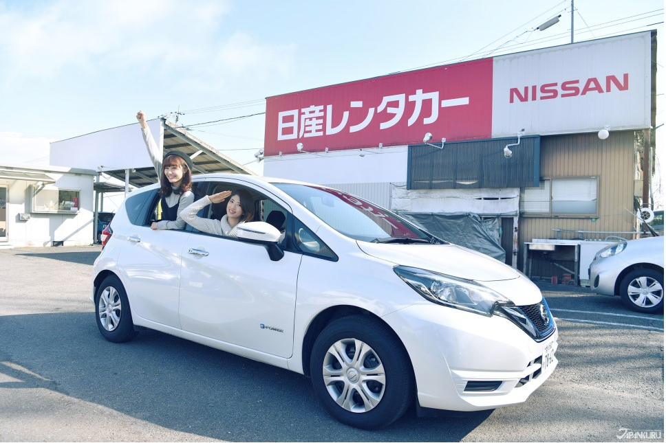 Nissan Rent-a-Car 🚗 3 Destinations to Visit by Car in Japan