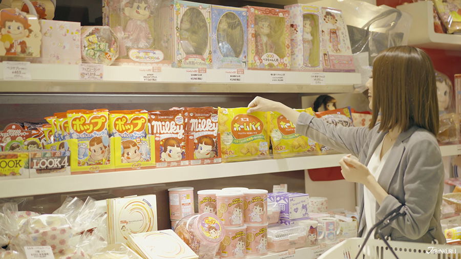 Satisfy Your Sweet Tooth with Fujiya's Retro Japanese Snacks