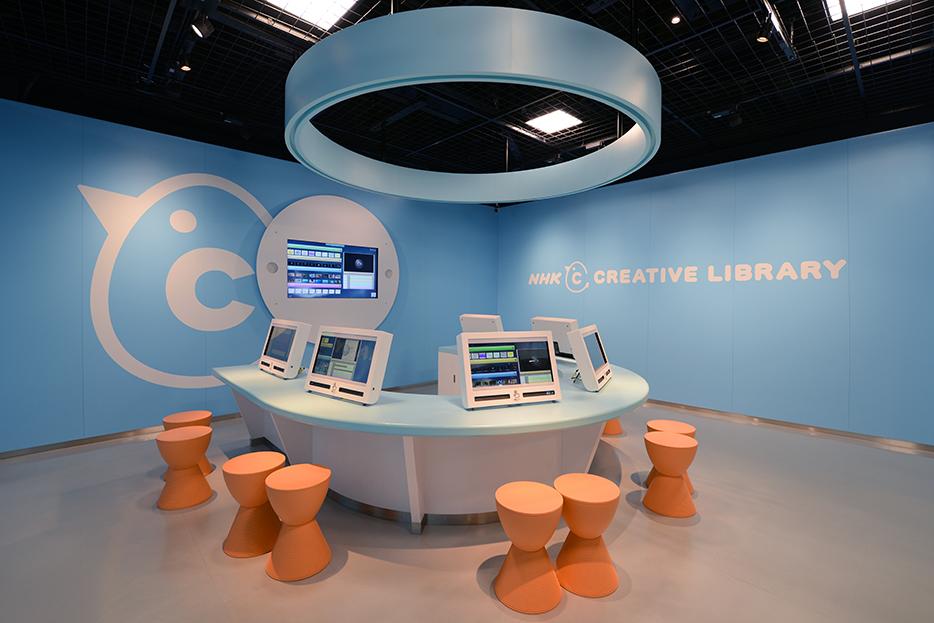 ④ Creative Lab
