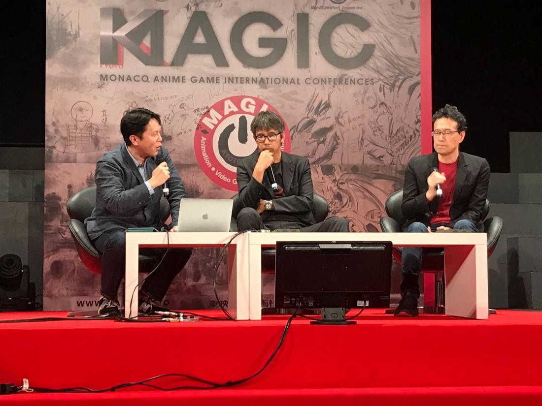 Haruyasu Makino, Mitsuhisa Ishikawa, Shinji Aramaki