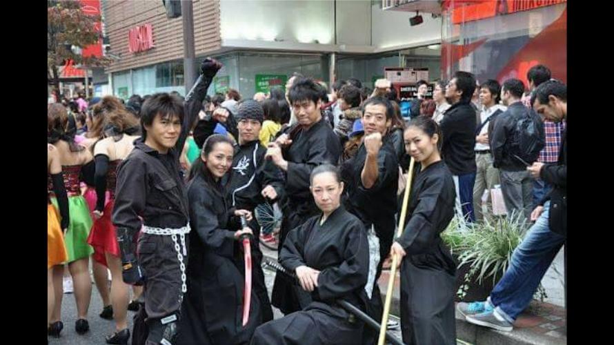 守破離Japan承載日本傳統武藝出征法國Japan Tours Festival 2019