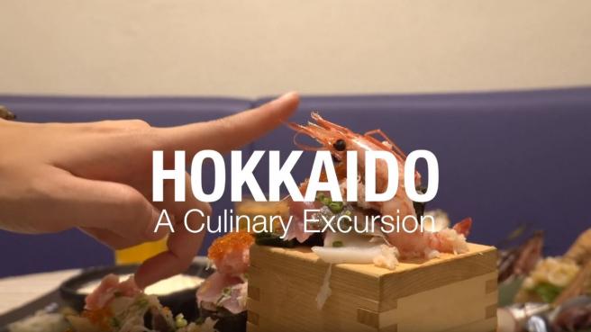A Culinary Tour of Hokkaido: Seafood, Sashimi, & Succulent Wagyu Beef!