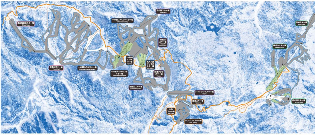 스키 슬로프 정보 (이미지 클릭하세요)
