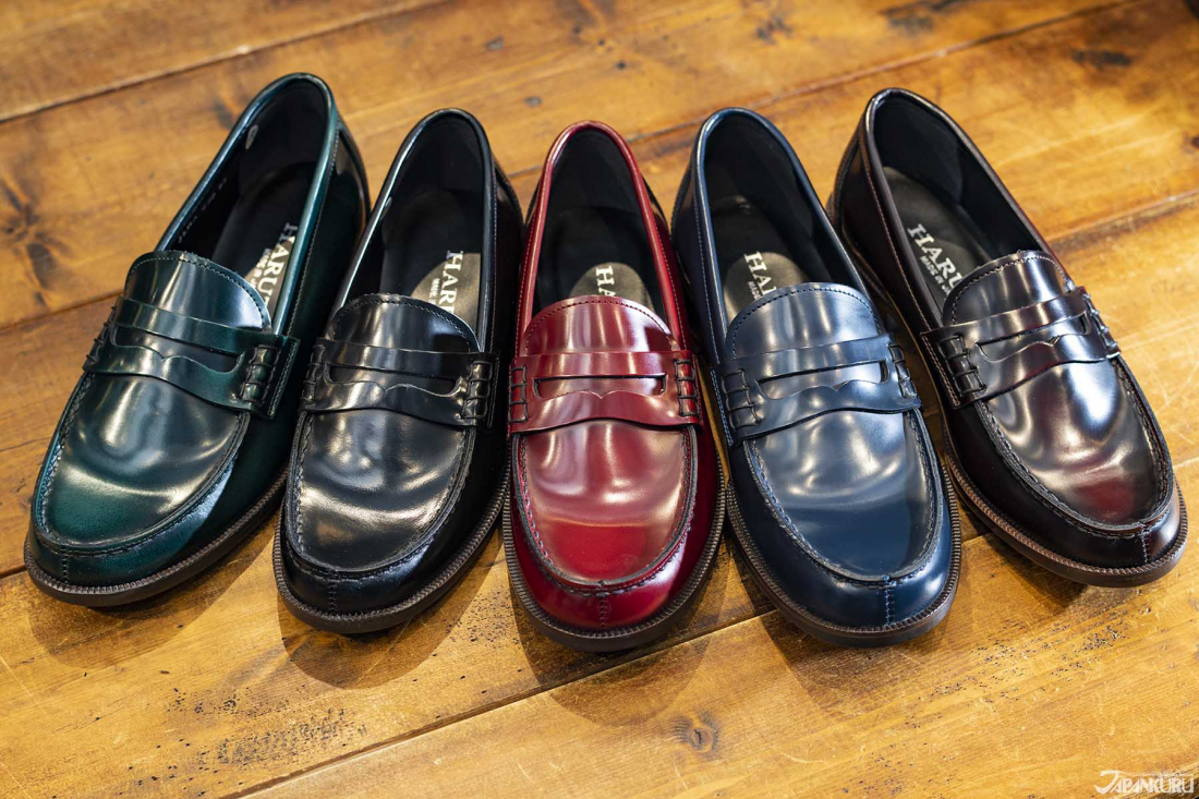 Haruta's Made-in-Japan Loafers Offer