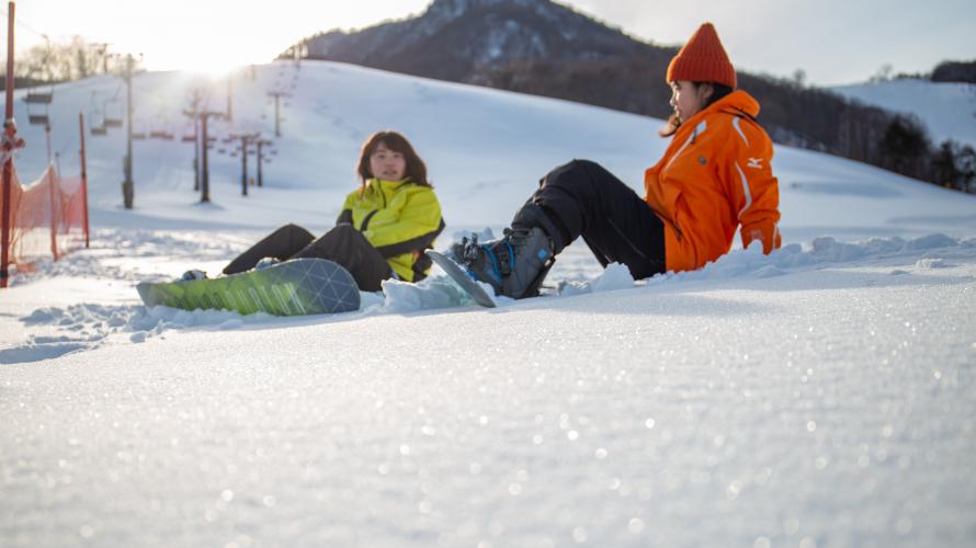 來福島南會津滑雪吧!人潮不多、可借裝備、車站接送超方便
