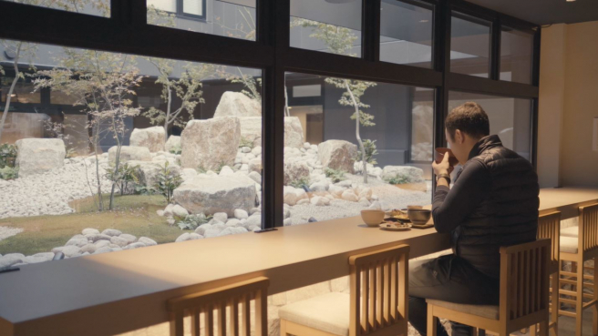 A Peaceful Japanese Breakfast at Oriental Hotel Kyoto Rokujo