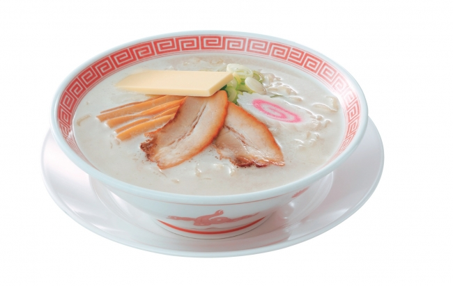 White chocolate ramen: 640 yen