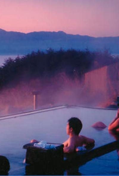 一天來回東京中部 一邊泡溫泉一邊看日出優惠行程計劃