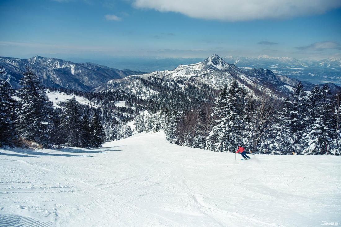 日本最高最大的滑雪樂園!「志賀高原」中上級滑雪中毒者必訪