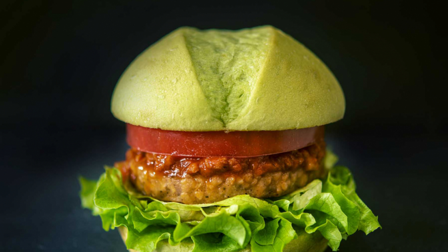 Green Burger, món burger dành cho mọi người