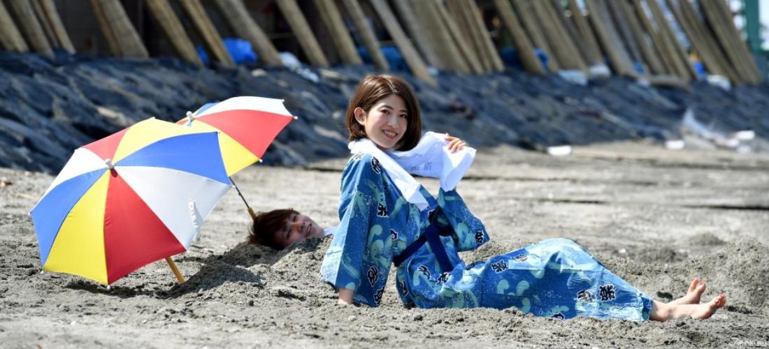暑い季節ほど実感できる「砂むし」の効能