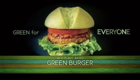 Mos Burger's Green Burger is Green for Whom? (Green for Everyone!)