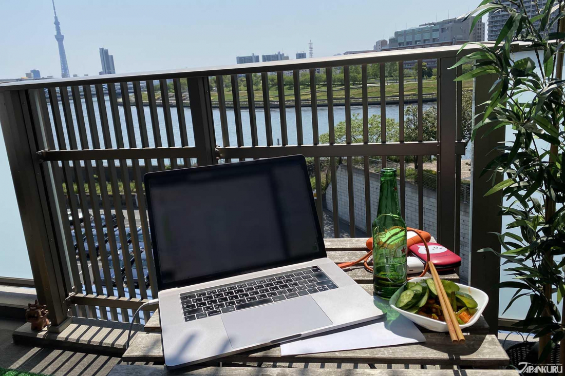 ③ Working from Home
