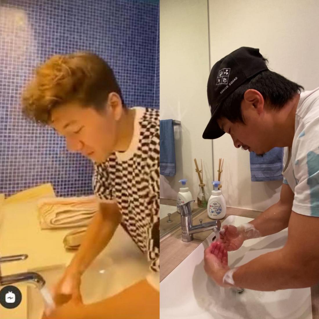 ⑱ Handwashing