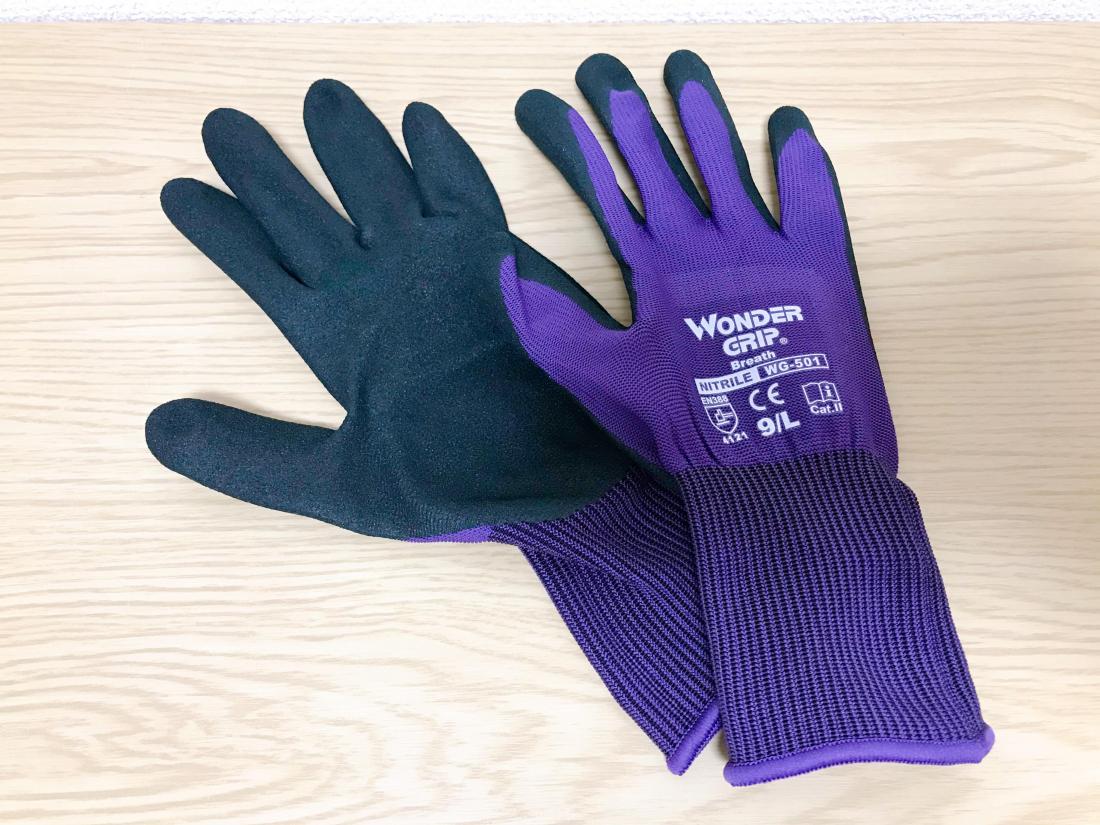 ③ Gloves