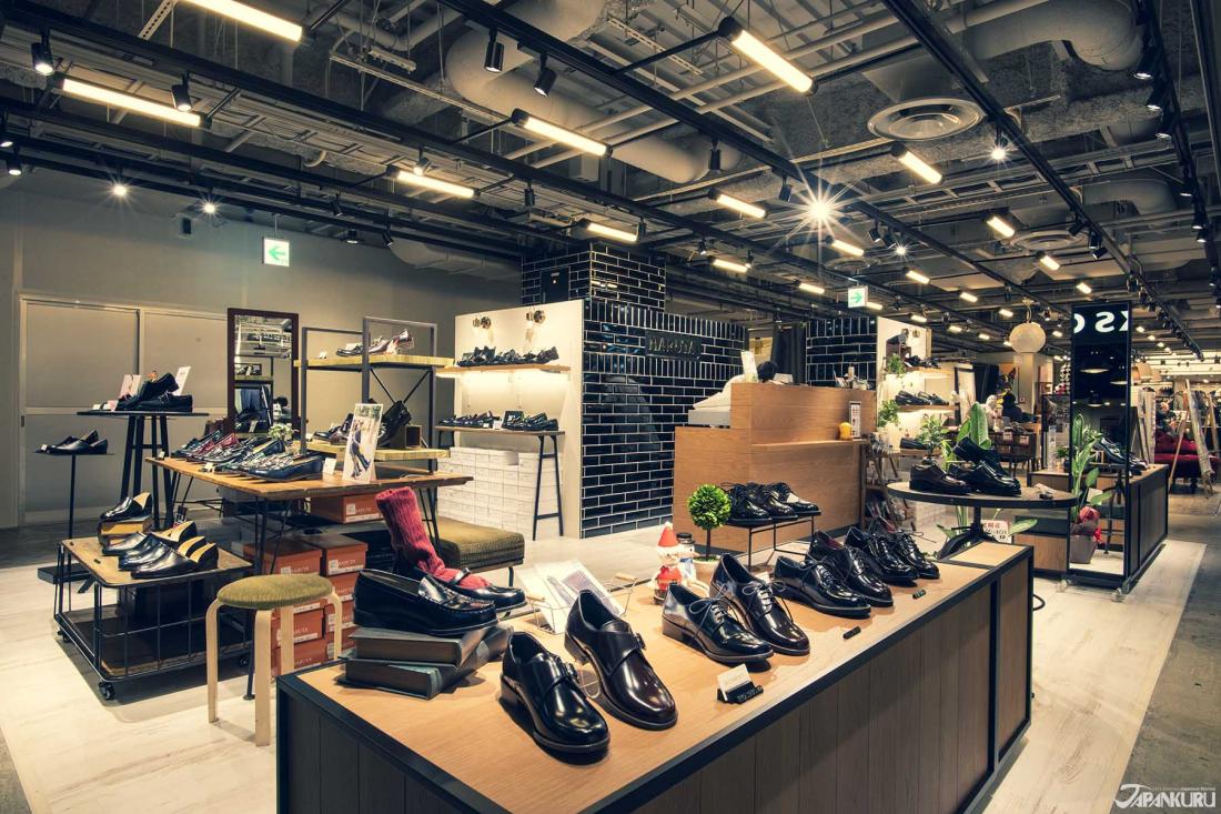 HARUTA รองเท้าหนัง คุณภาพ Made in Japan