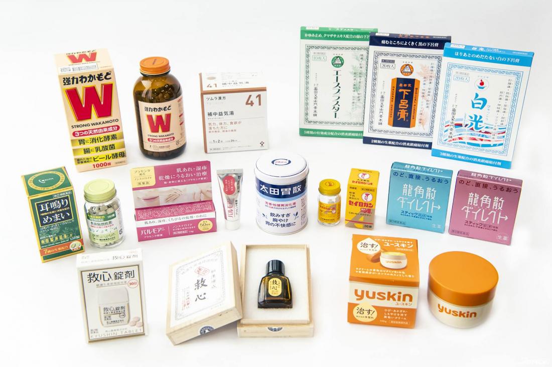 必買?日本藥妝店長銷人氣老牌家庭藥精選11款 家有它們好安心