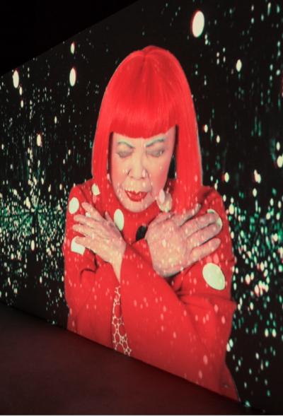草間彌生美術館特展:我們未曾見過的幻之幻竟是如此美妙