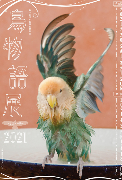 Tori Story / Bird Story (鳥物語展) (Tokyo)
