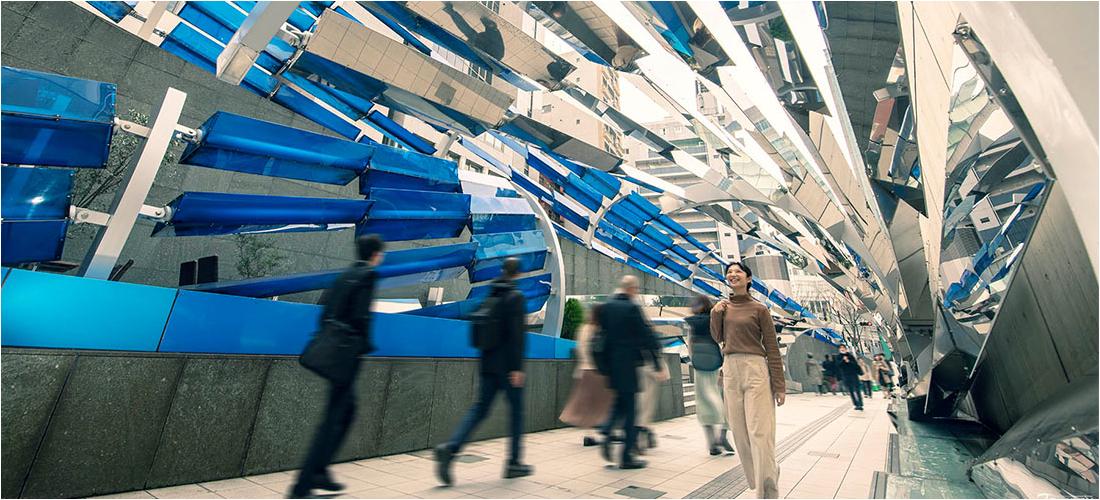 車站走出來直接逛!涉谷SHIBUYA MARK CITY 攻略下雨天也能開心逛